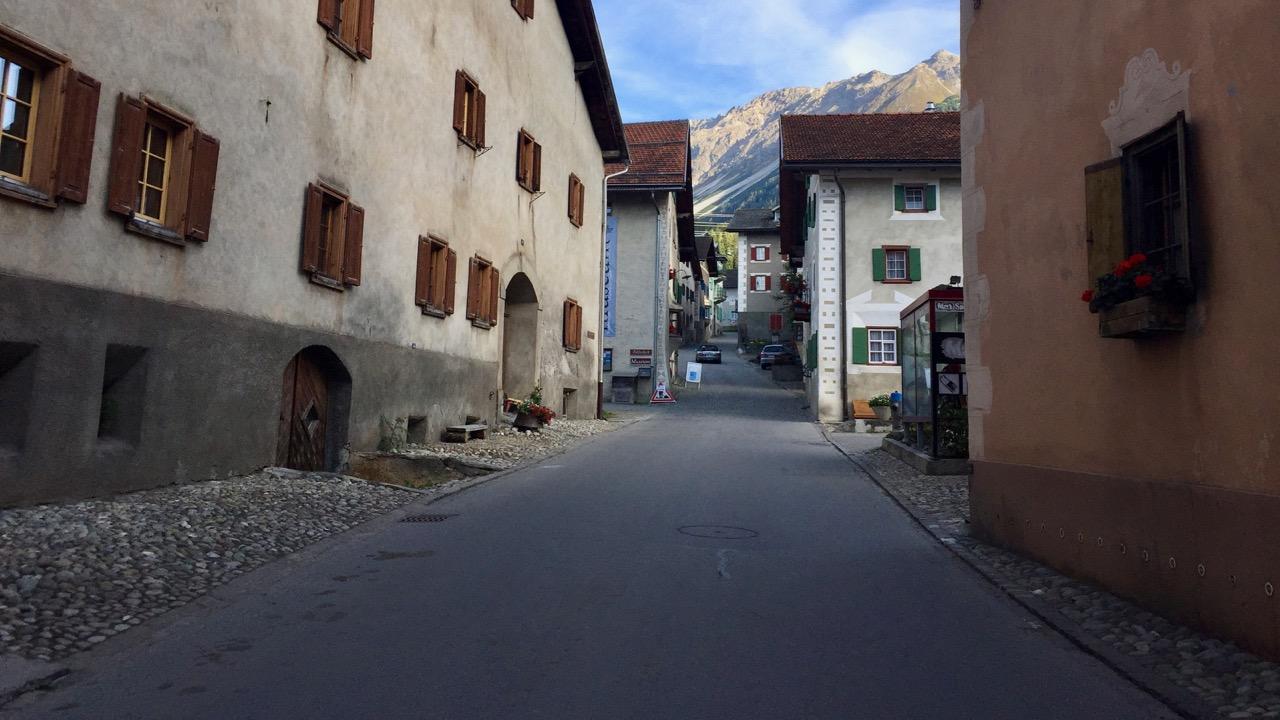 Albulapassstrasse